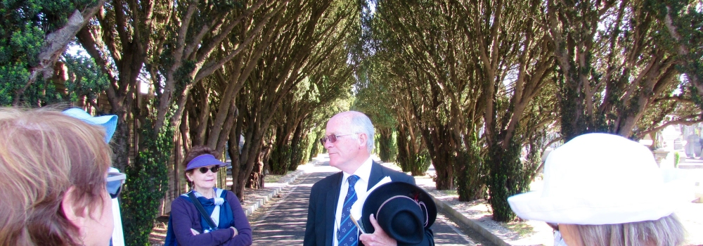 Scenes from the Rebel Road: Historical Tour of Glasnevin Cemetery