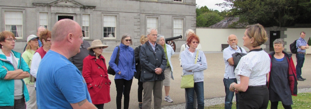 Scenes from the Rebel Road: Battle of the Boyne Museum