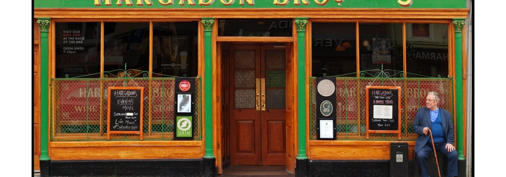 Historic Hargadon's Pub, Sligo
